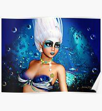 Mermaid # 3 Poster