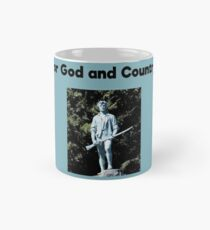 For God and Country Classic Mug