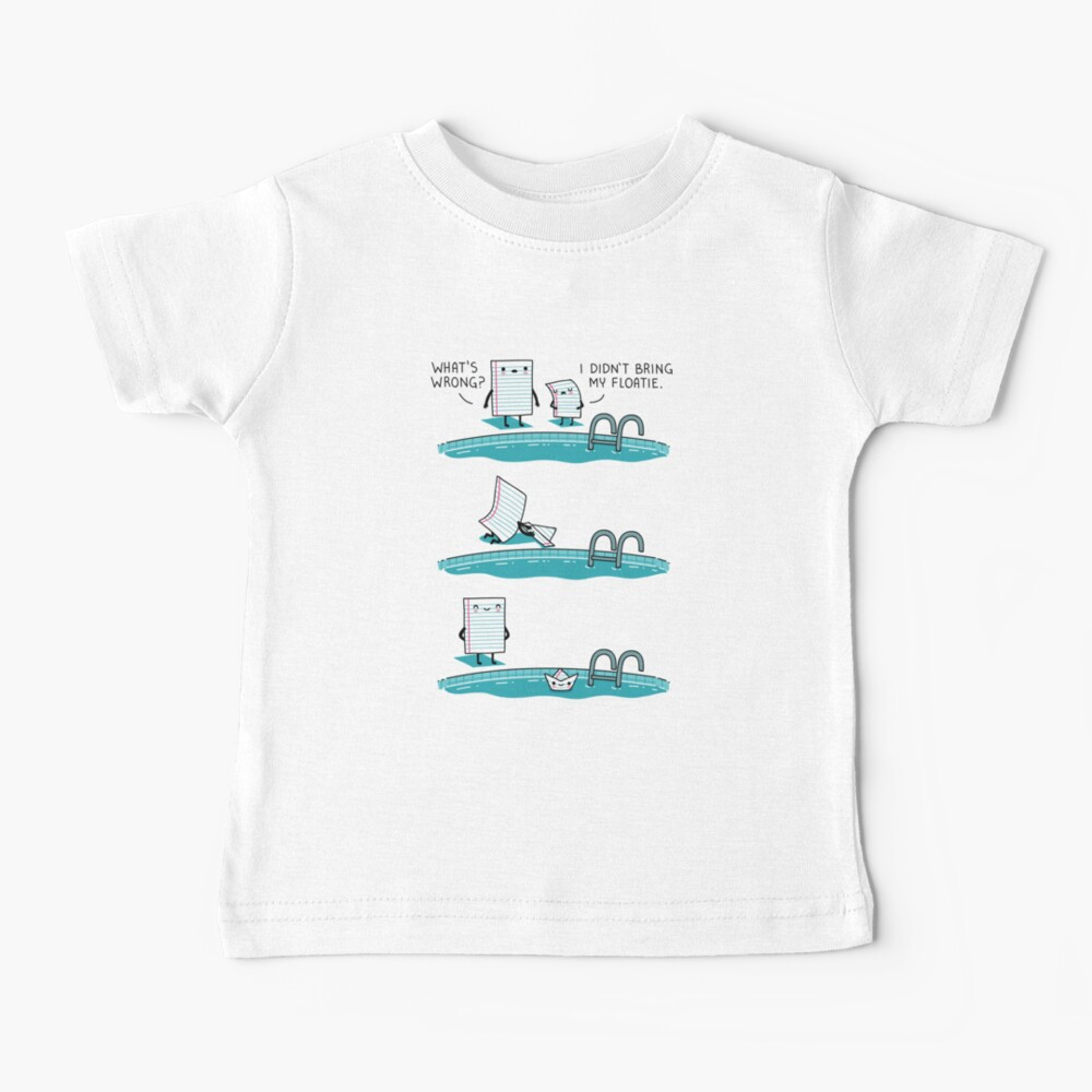 The floatie Baby T-Shirt