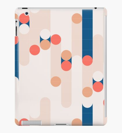 The Sound Of Tiles #redbubble #pattern iPad Case/Skin
