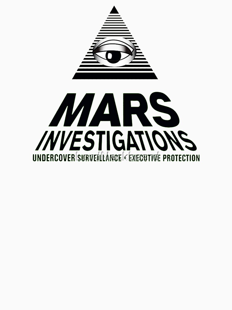 Mars Investigations by LordNeckbeard