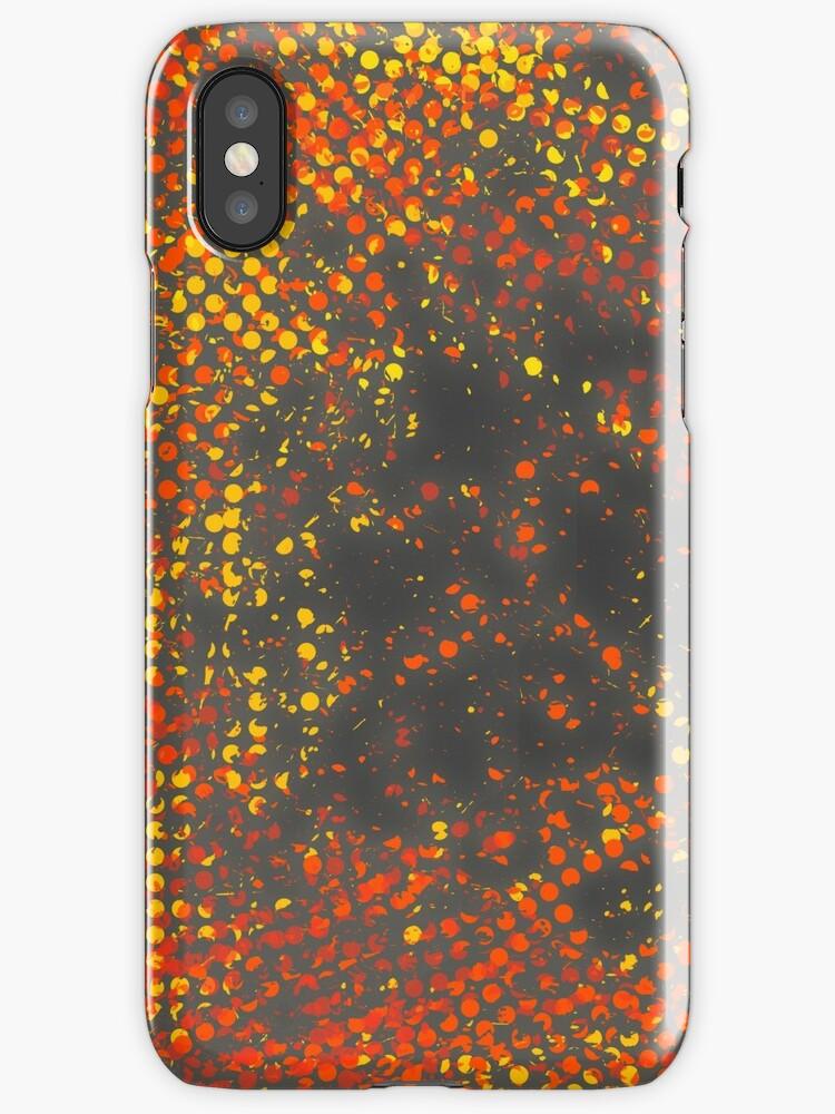 Dot Splatter by JHMimaging