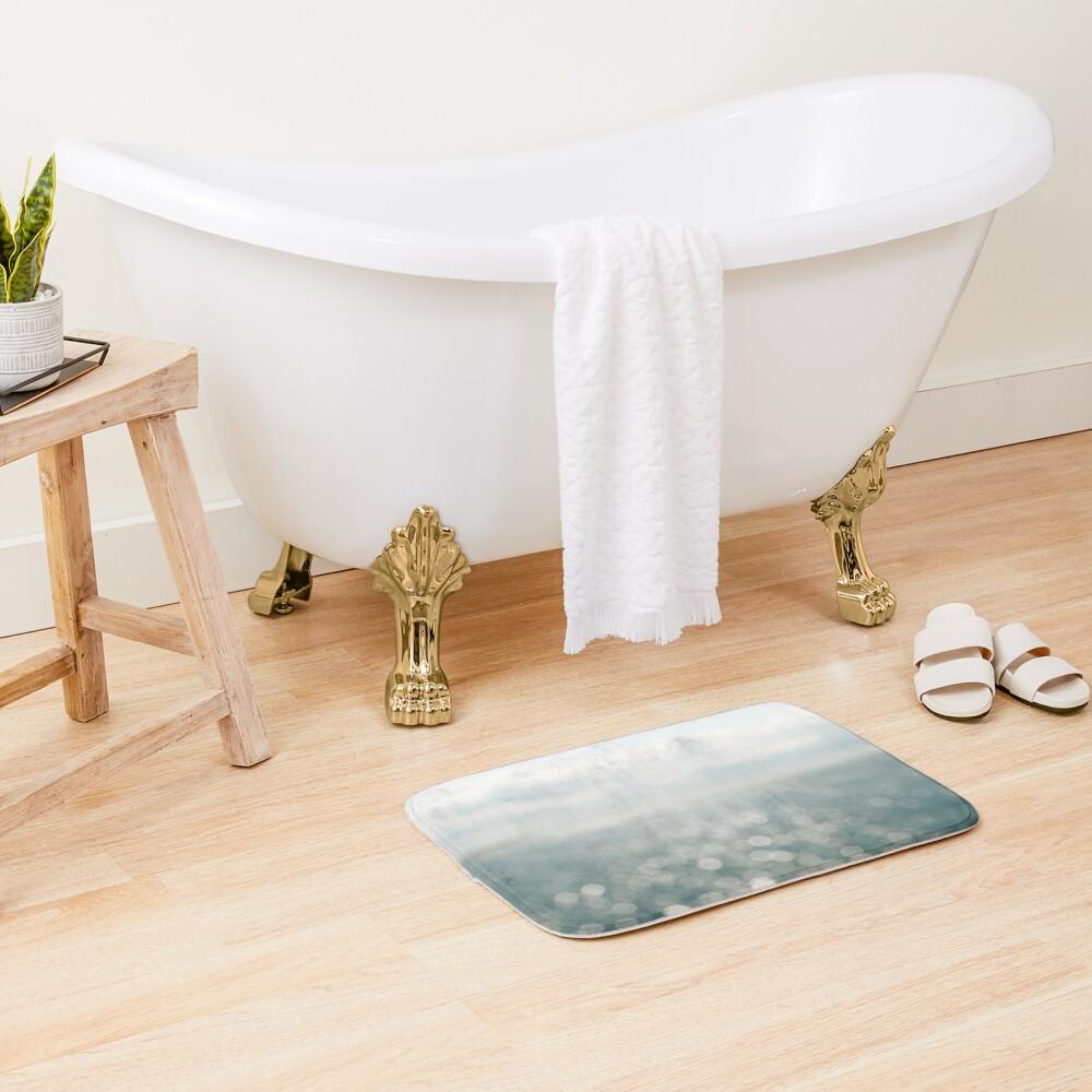 Pamlico Sparkle Bath Mat