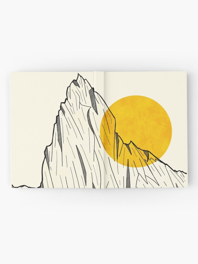 Alternate view of Sun Cliffs Hardcover Journal