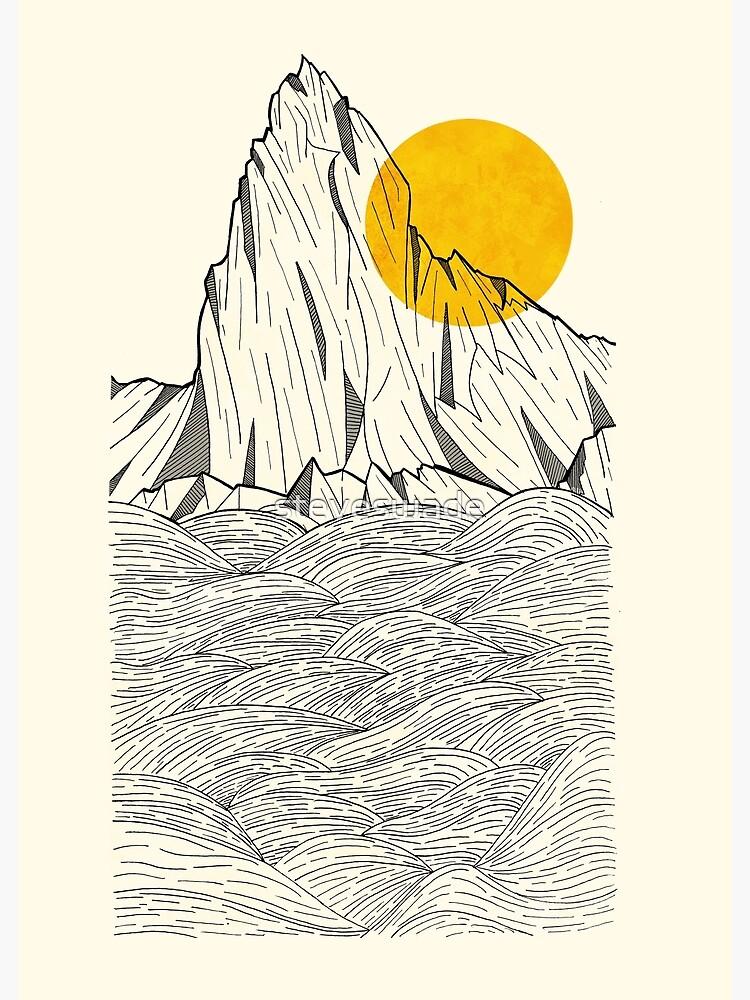 Sun Cliffs by steveswade