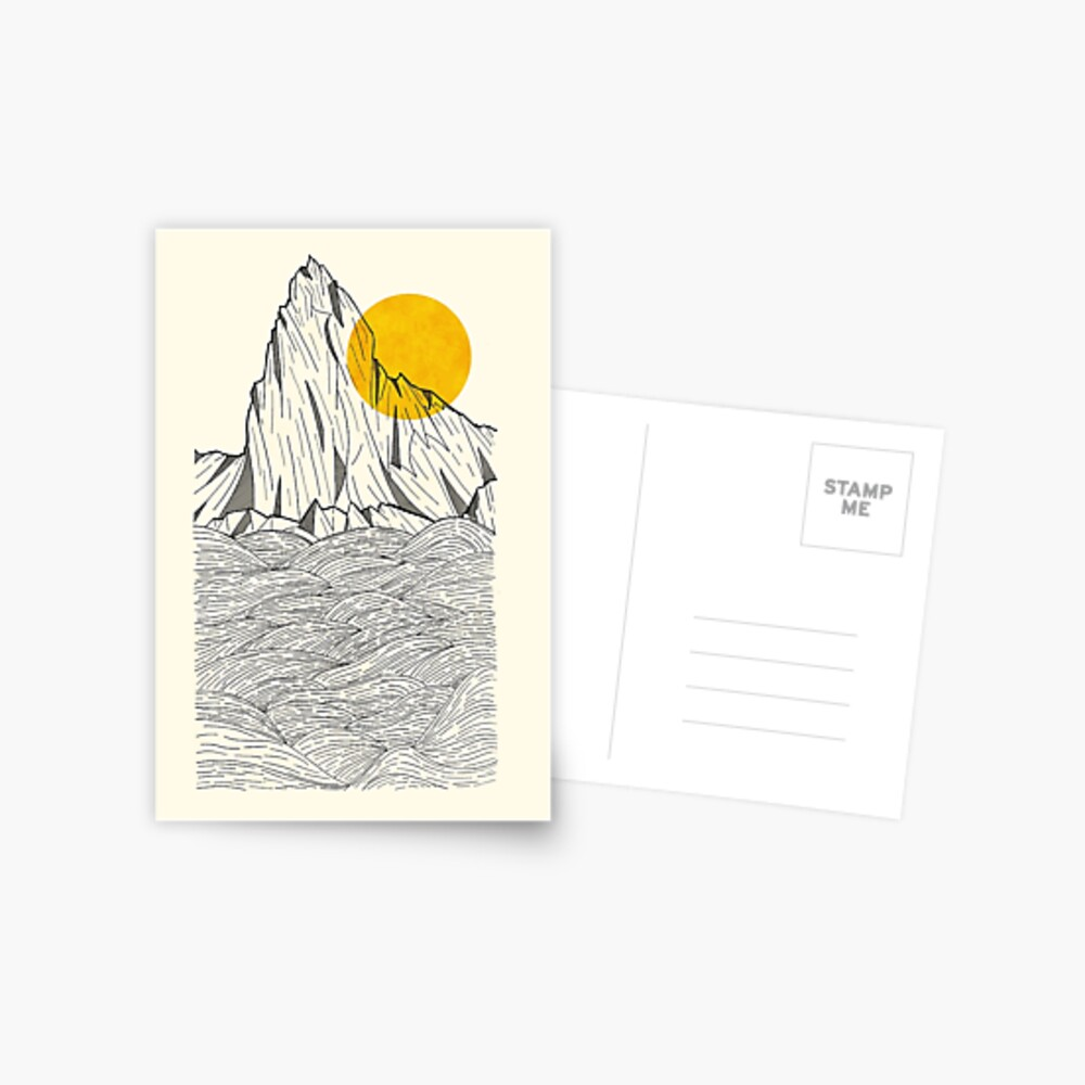 Sun Cliffs Postcard