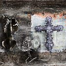 Kneel To The Cross by Orlando Rosado