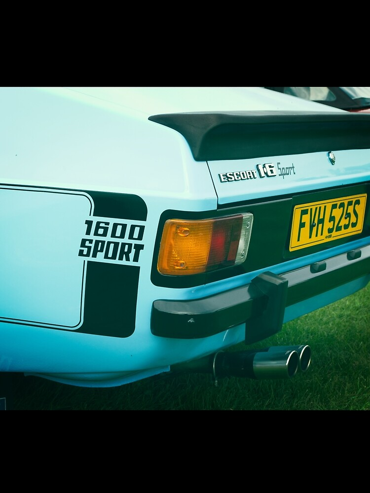 Ford Escort 1600 Sport by robcole