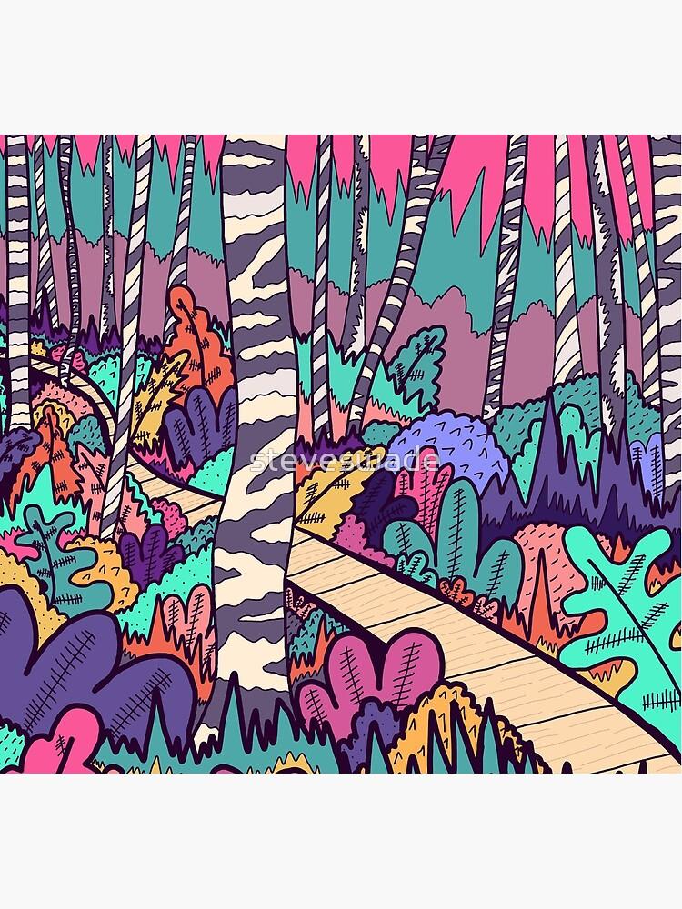 Der Waldspaziergang von steveswade