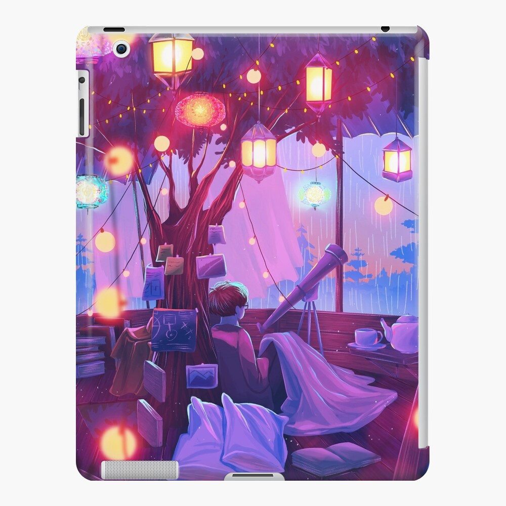 little hideout iPad Case & Skin