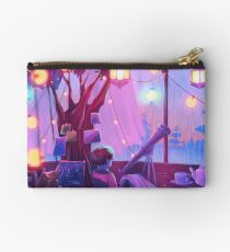 little hideout Zipper Pouch