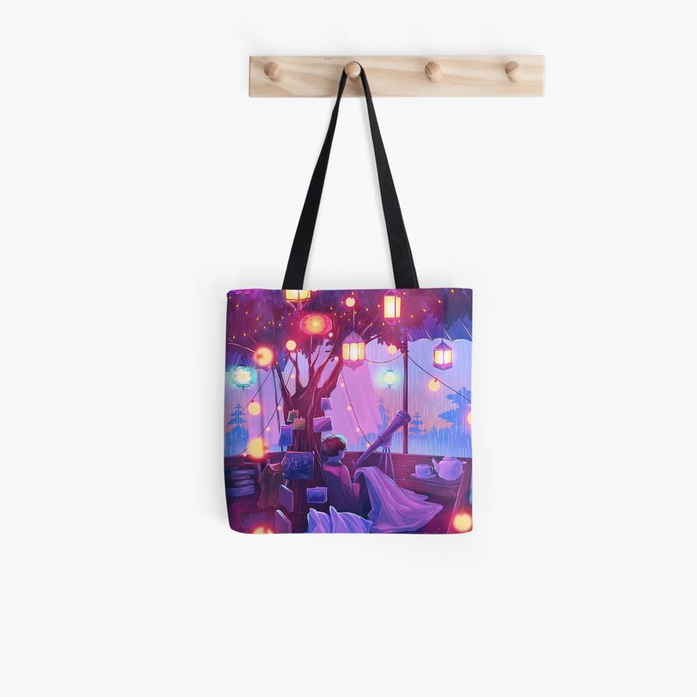 little hideout Tote Bag