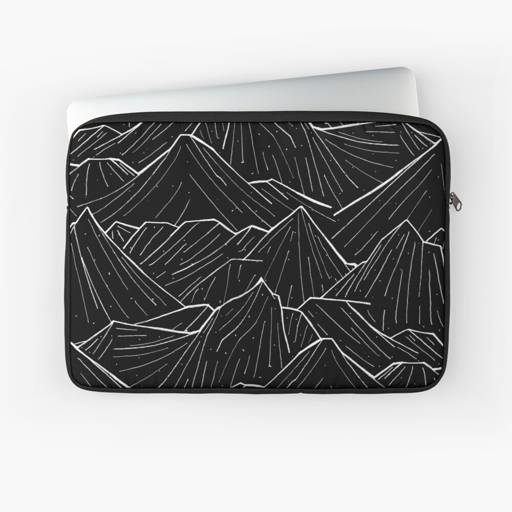 The Dark Mountains Laptop Sleeve