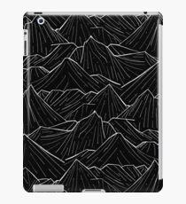 The Dark Mountains iPad Case/Skin