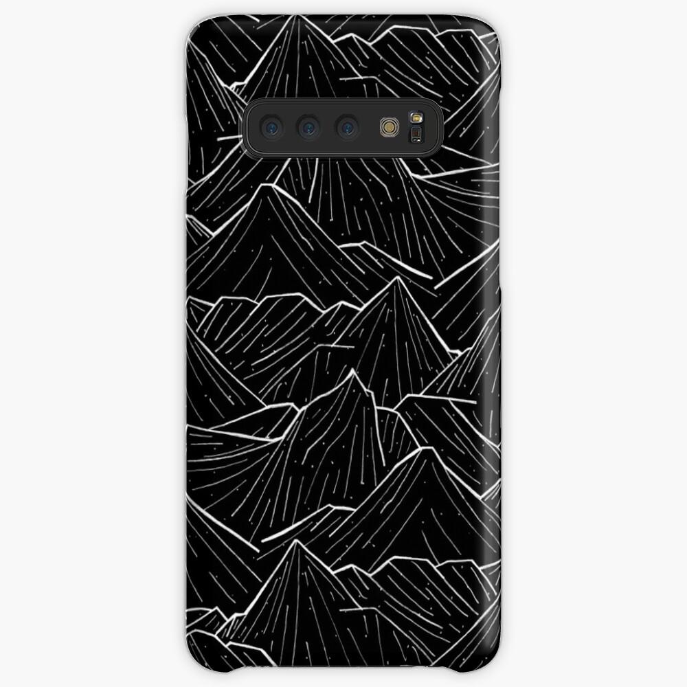 The Dark Mountains Case & Skin for Samsung Galaxy