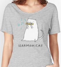 Harmonicat Women's Relaxed Fit T-Shirt