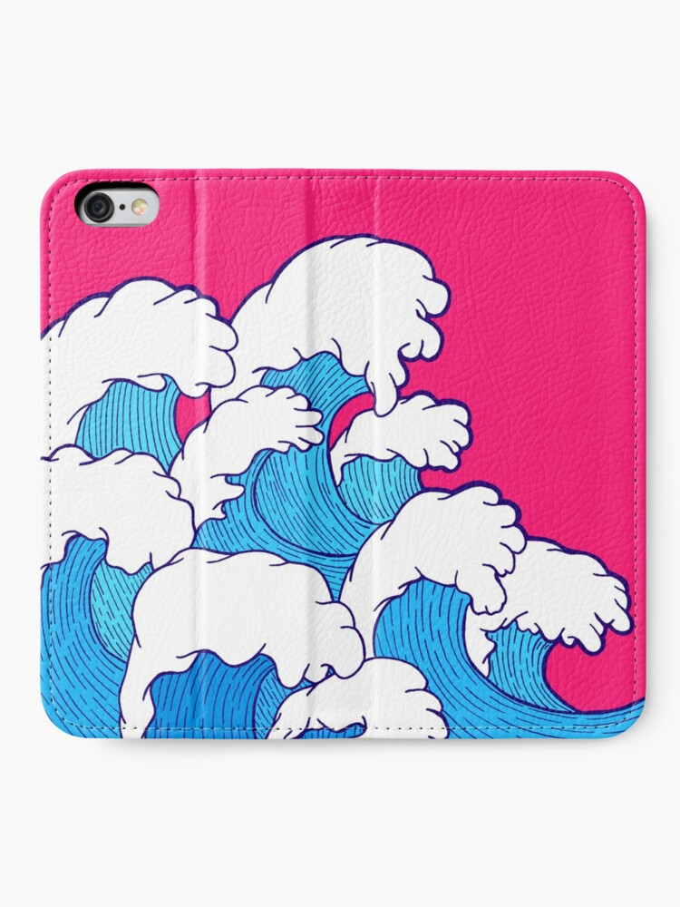 Alternate view of As the waves roll in iPhone Wallet