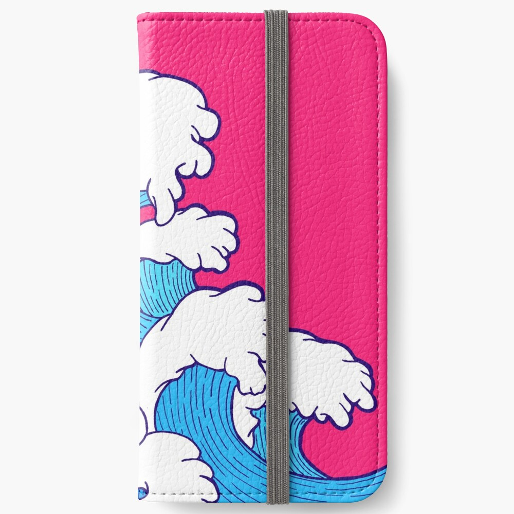 As the waves roll in iPhone Wallet