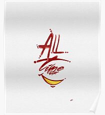 All Time Star Poster