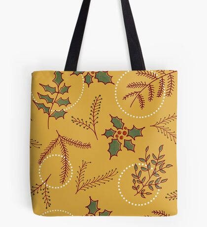Classic Cozy #redbubble #xmas Tote Bag
