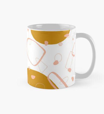 Doodle Pattern 03 #redbubble #doodle #pattern Mug