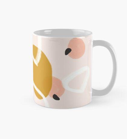 Abstract Fall III #redbubble #abstractart Mug