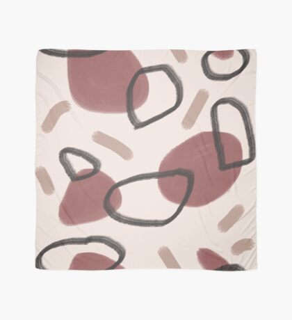 Abstract Fall II #redbubble #abstractart Scarf