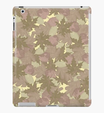 Soft Fall #redbubble #fall iPad Case/Skin