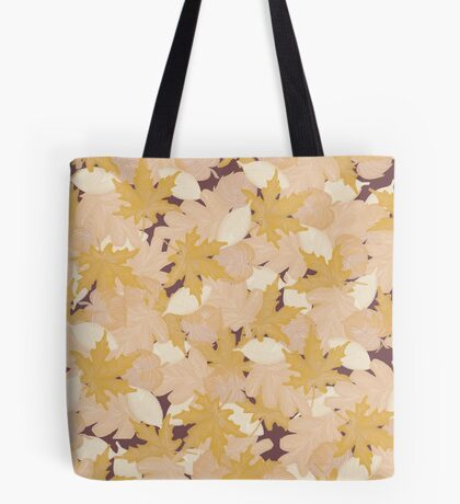 Muted Fall #redbubble #fall Tote Bag