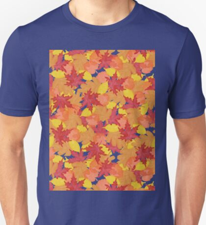 Bright Fall #redbubble #fall T-Shirt