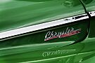 Green Chyrsler Windsor by David Carton