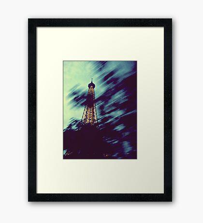 C'est La Vie... Framed Print