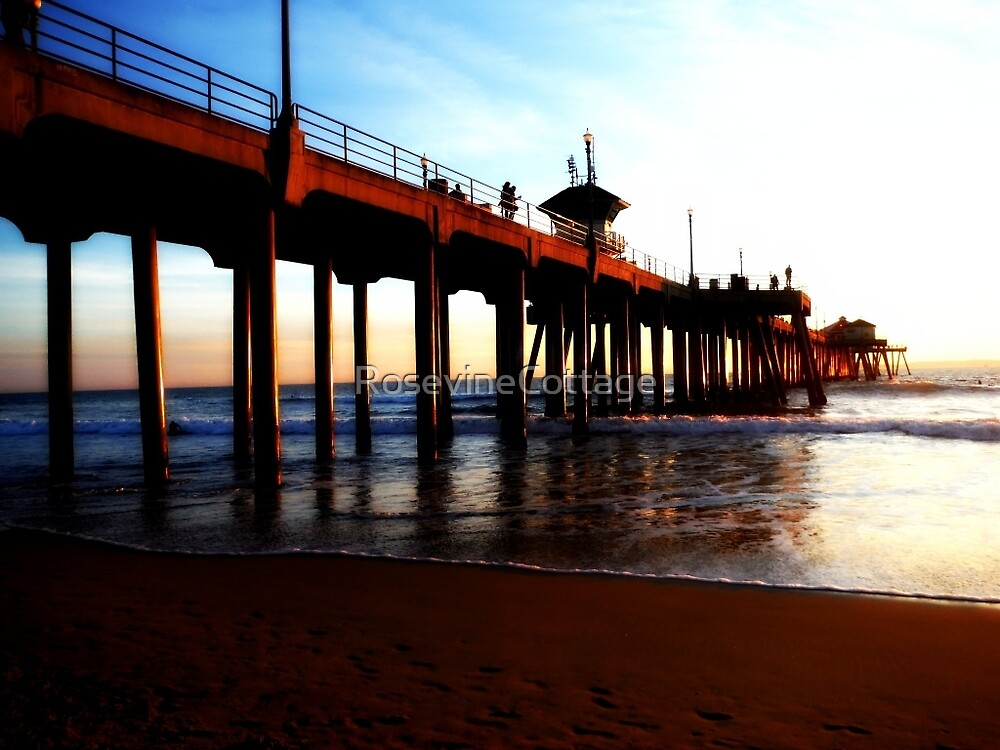 The Pier  by RosevineCottage