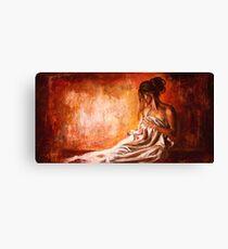 riscaldare Canvas Print