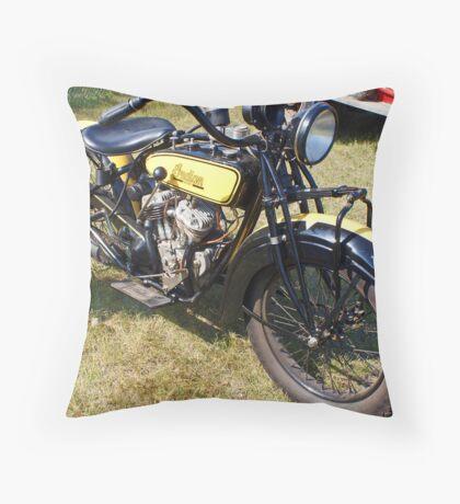 Ye Olde Indian Throw Pillow
