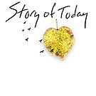 Story of Today - Leaf Heart, Birds by Story Of Today