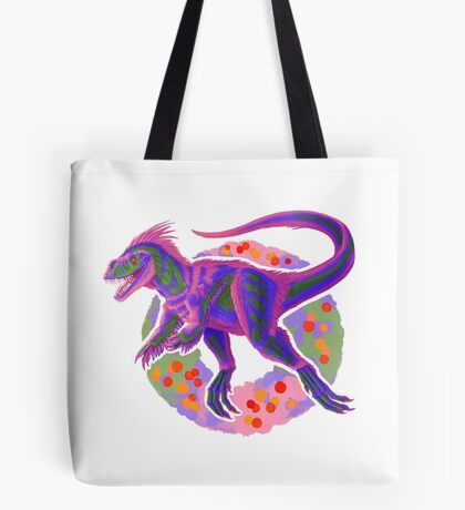 Torvosaurus (without text)  Tote Bag
