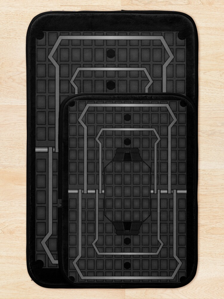 Alternate view of JTF2 Welcome Mat / Frost Trap [Rx-RB] Bath Mat