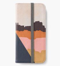 Cool Wind Desert Road iPhone Wallet/Case/Skin