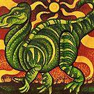 Iguanodon  by Jacquelyn Braxton