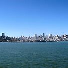 The Bay Area, San Francisco  by iluvaar