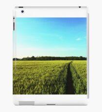Countryside Run iPad Case/Skin