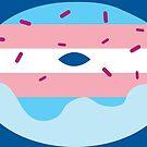 Transgender Donut by IamSare
