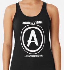 Sound and Vision Racerback Tank Top