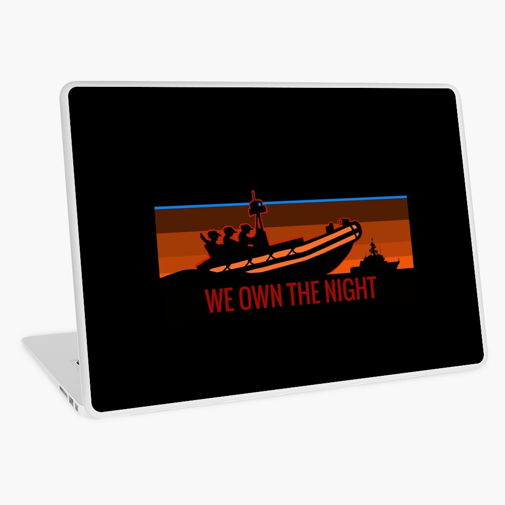 Sunset - Own the Night NSC Laptop Skin