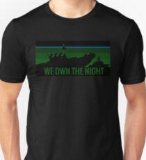 NVG - Own the Night - NSC Slim Fit T-Shirt