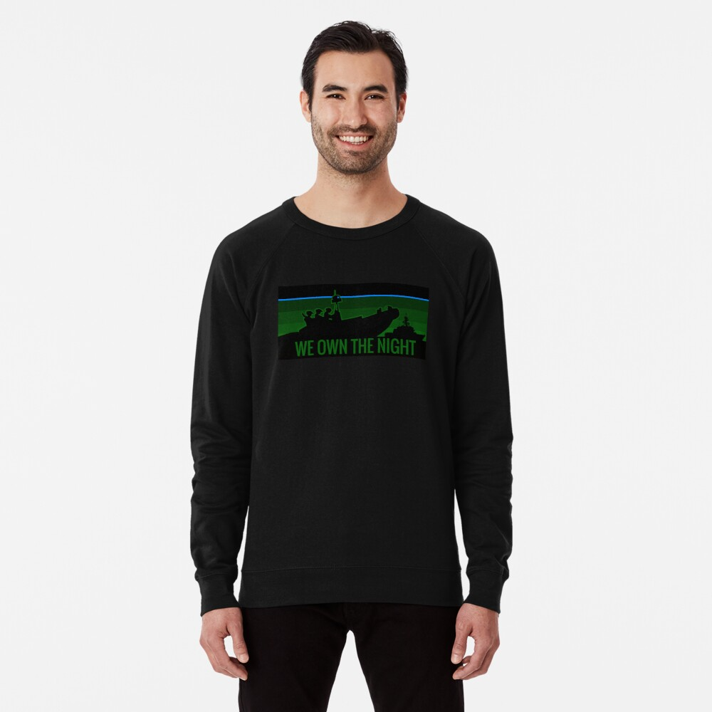 NVG - Own the Night - NSC Lightweight Sweatshirt