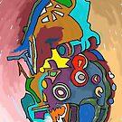 Machine Shapes 02 by MarkArTurner