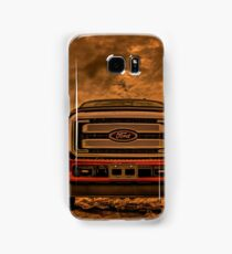 Ford Samsung Galaxy Case/Skin