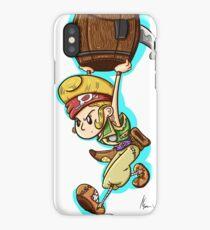 Rebell Pirate  iPhone Case/Skin